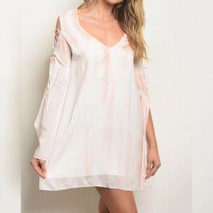 Dresses & Skirts - Tie Dye Mini Dress